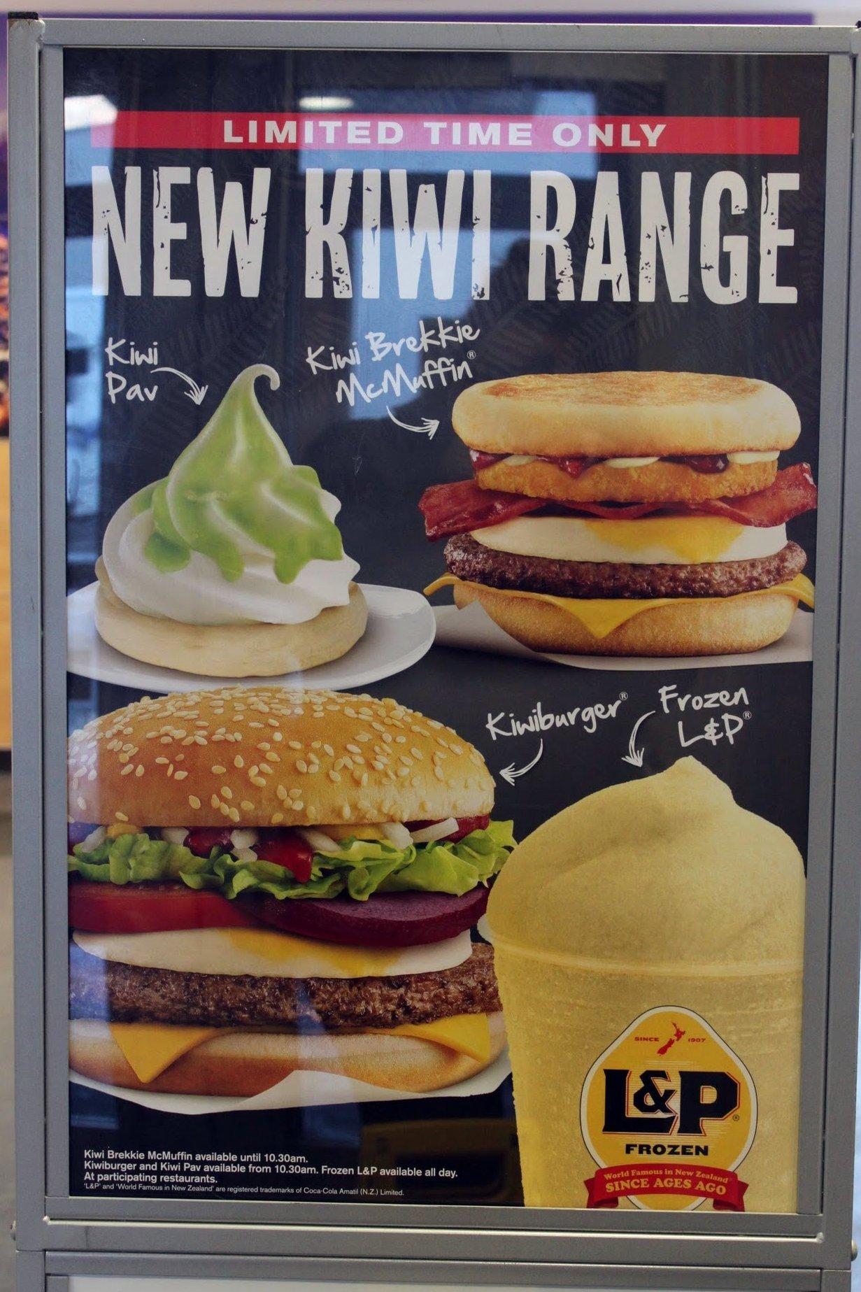 Weird Mcdonalds Food 9